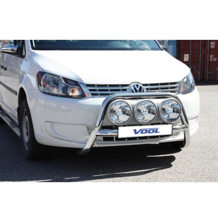 MINDRE Frontbåge - VW Caddy 2004-2010