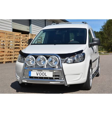 STOR TRIO Frontbåge - VW Caddy 2011-2015