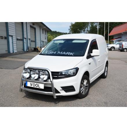 STOR TRIO Frontbåge - VW Caddy 2016-